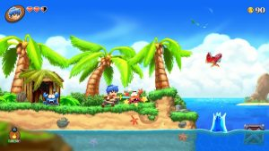 Download Monster Boy and the cursed Kingdom Utorrent Setup with rar file