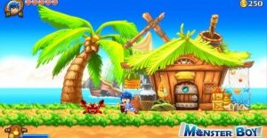 Monster Boy and the cursed Kingdom PC Game FRee Download full version
